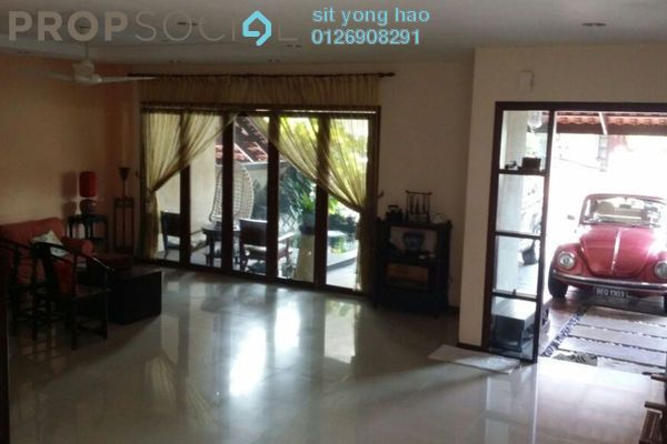 For Sale Terrace at Sunway Rahman Putra, Bukit Rahman Putra Freehold Fully Furnished 5R/5B 1.55m