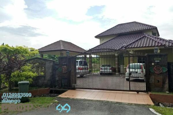 For Sale Bungalow at Section 8, Kota Damansara Freehold Semi Furnished 5R/4B 2.2m