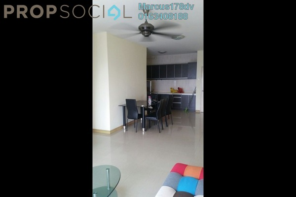 For Rent Condominium at Kuchai Avenue, Kuchai Lama Freehold Fully Furnished 3R/2B 1.8k