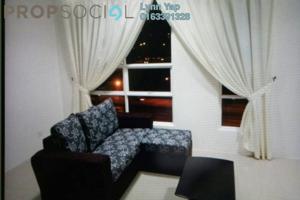 For Rent Condominium at Arte SW, Shah Alam Freehold Fully Furnished 3R/2B 2.2k