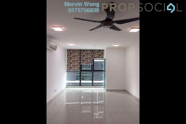 For Rent SoHo/Studio at Atria, Damansara Jaya Freehold Semi Furnished 0R/1B 1.5k