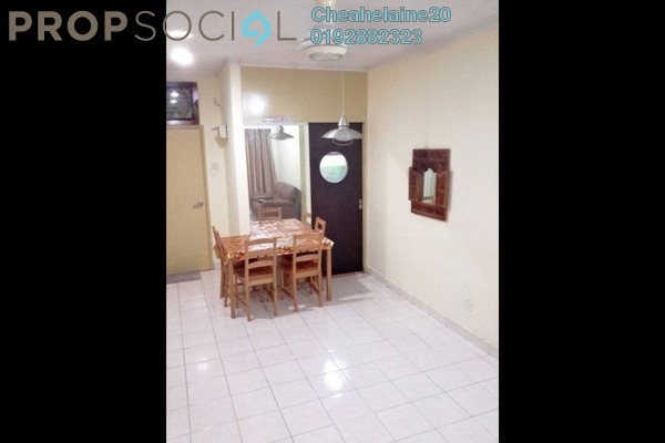 For Rent Condominium at Palm Spring, Kota Damansara Freehold Fully Furnished 3R/2B 1.7k
