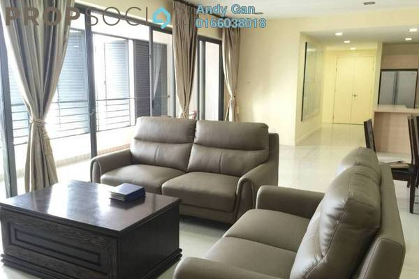 For Rent Condominium at Ameera Residences, Petaling Jaya Freehold Fully Furnished 5R/3B 5.8k