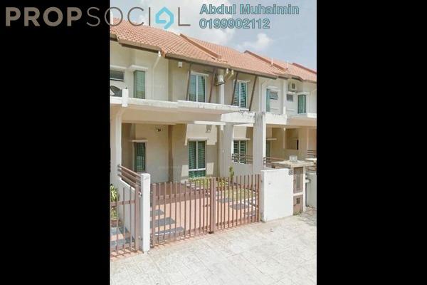 For Sale Terrace at Ilmia, Alam Sari Freehold Semi Furnished 4R/4B 663k