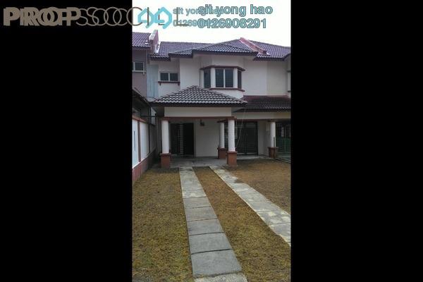 For Sale Terrace at Taman Lestari Perdana, Bandar Putra Permai Freehold Unfurnished 4R/3B 600k