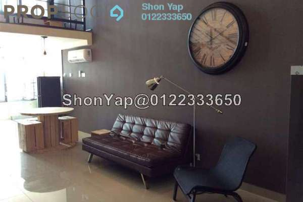 For Rent Condominium at Subang SoHo, Subang Jaya Freehold Fully Furnished 0R/1B 1.6k