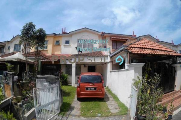 For Sale Terrace at Bandar Tasik Puteri, Rawang Freehold Unfurnished 3R/3B 240k