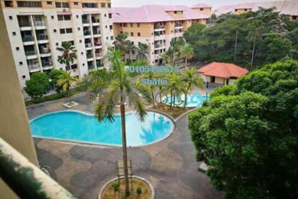For Sale Apartment at Prima Bayu, Klang Freehold Unfurnished 3R/2B 250k