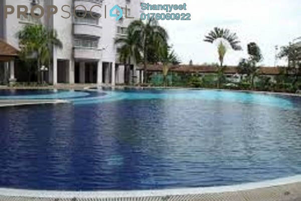 For Rent Condominium at Ridzuan Condominium, Bandar Sunway Freehold Unfurnished 2R/2B 1k