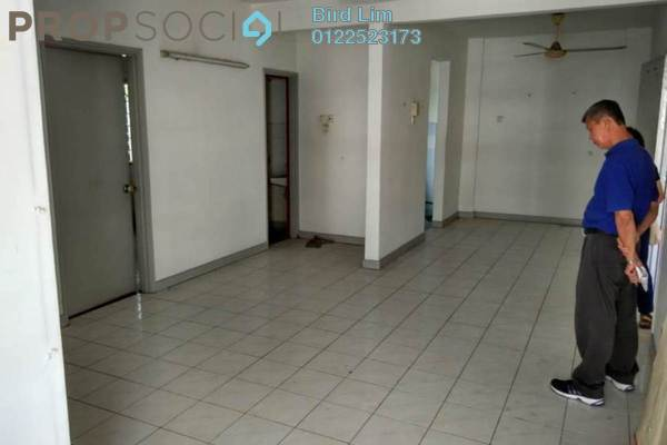 For Rent Apartment at Sri Cempaka Apartment, Bandar Puchong Jaya Freehold Unfurnished 3R/2B 890translationmissing:en.pricing.unit