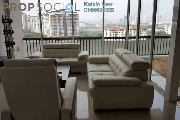 For Rent Condominium at Armanee Terrace II, Damansara Perdana Freehold Fully Furnished 4R/4B 6k