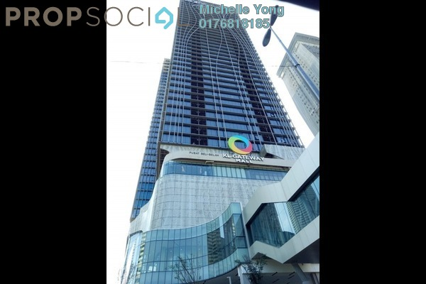 For Rent Office at Menara Zurich, Johor Bahru Freehold Semi Furnished 0R/0B 32.5k
