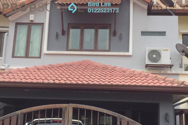For Sale Terrace at BK5, Bandar Kinrara Freehold Semi Furnished 4R/3B 1.04m