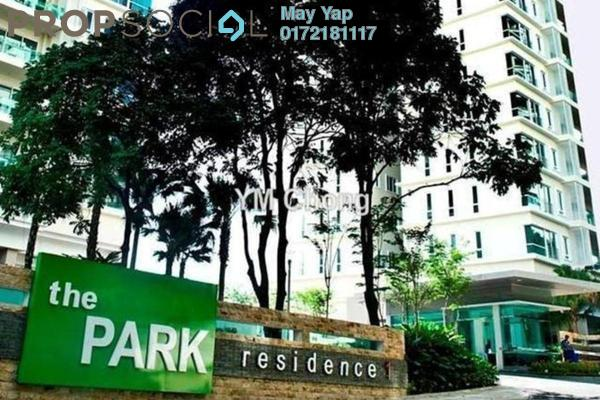 For Rent Condominium at The Park Residences, Bangsar South Freehold Fully Furnished 4R/3B 6k