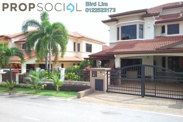 For Sale Semi-Detached at Taman Cheras Hartamas, Cheras Freehold Semi Furnished 5R/4B 1.94m