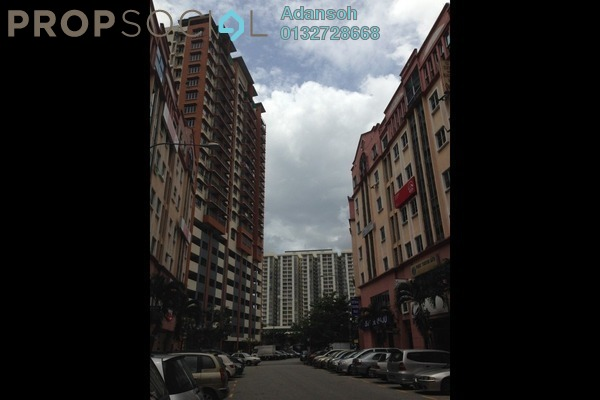 For Rent Shop at Diamond Square, Setapak Freehold Unfurnished 0R/2B 3.5k