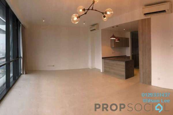 For Sale Condominium at The Capers, Sentul Freehold Semi Furnished 4R/4B 999k