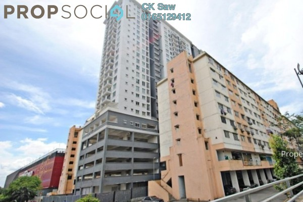 For Rent Apartment at Damansara Bistari, Petaling Jaya Freehold Unfurnished 3R/2B 1.1k