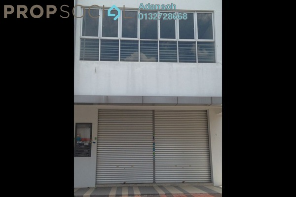 For Sale Shop at Puchong Gateway, Puchong Freehold Unfurnished 0R/4B 1.2m