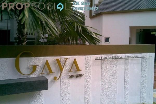 For Rent Condominium at Gaya Bangsar, Bangsar Freehold Fully Furnished 3R/3B 5.6k
