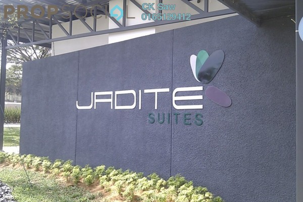 For Rent Condominium at Jadite Suites, Kajang Freehold Fully Furnished 3R/2B 1.6k