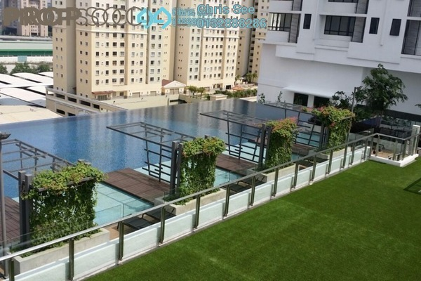 For Sale Condominium at You One, UEP Subang Jaya Freehold Fully Furnished 1R/1B 550k