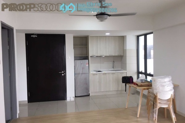 For Sale Condominium at You One, UEP Subang Jaya Freehold Fully Furnished 1R/1B 680k