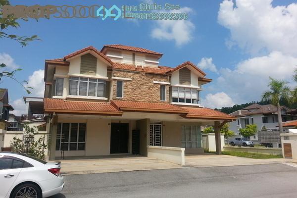 For Sale Semi-Detached at Anggun 1, Rawang Freehold Fully Furnished 5R/5B 950k