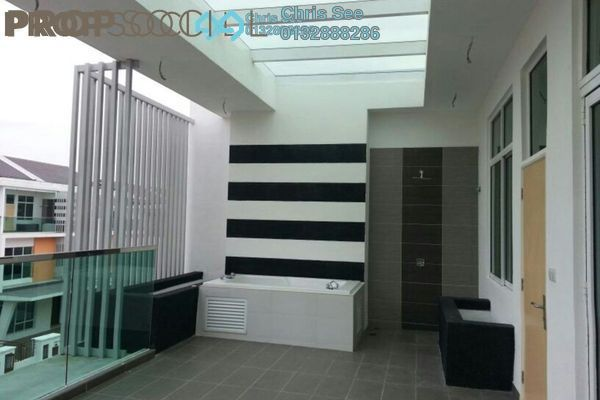 For Sale Semi-Detached at Kinrara Residence, Bandar Kinrara Leasehold Unfurnished 4R/5B 2.2m