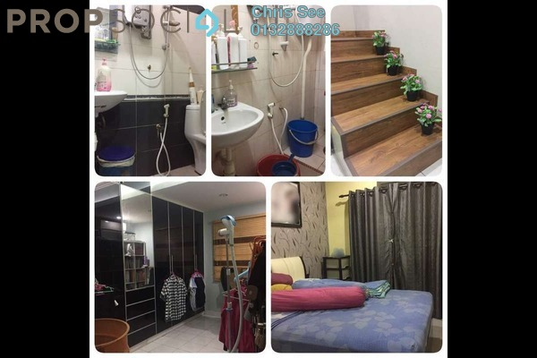 For Sale Terrace at Bandar Baru Sungai Buloh, Sungai Buloh Freehold Fully Furnished 4R/3B 525k