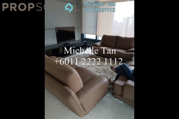 For Sale Condominium at The Troika, KLCC Freehold Fully Furnished 3R/5B 3.2m