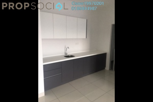 For Rent Condominium at Spring Avenue, Kuchai Lama Freehold Semi Furnished 3R/2B 1.4k