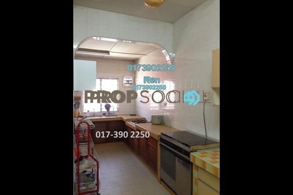 For Rent Terrace at SS22, Damansara Jaya Freehold Semi Furnished 4R/3B 3k