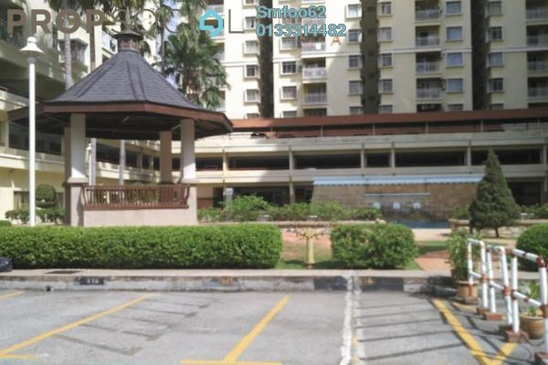 For Sale Condominium at Platinum Hill PV5, Setapak Freehold Semi Furnished 4R/2B 475k