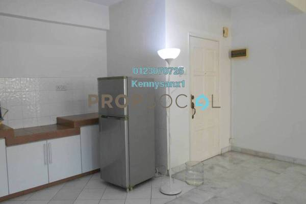For Rent Condominium at Perdana Puri, Kepong Freehold Fully Furnished 3R/2B 1.3k