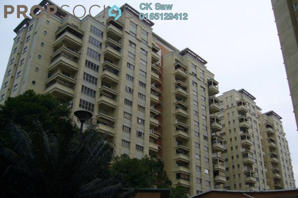 For Rent Condominium at Perdana Emerald, Damansara Perdana Freehold Fully Furnished 3R/2B 1.8k