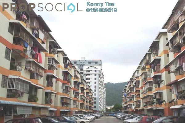 For Rent Apartment at Desa Permai Indah, Sungai Dua Freehold Semi Furnished 2R/2B 600translationmissing:en.pricing.unit