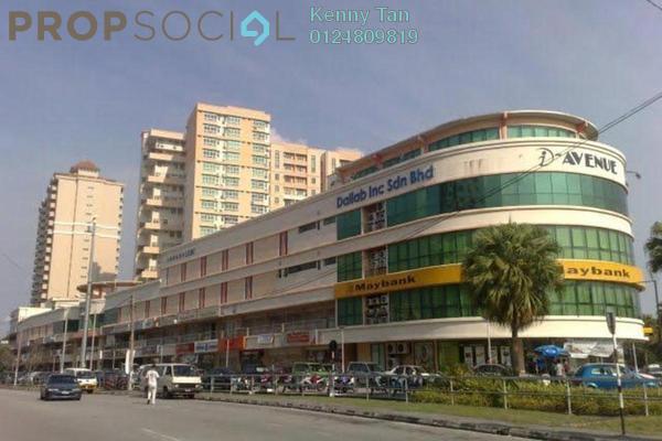 For Rent Shop at i-Avenue, Bukit Jambul Freehold Semi Furnished 0R/0B 3.5k