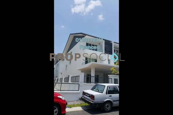 For Sale Terrace at Taman Taming Indah 2, Bandar Sungai Long Freehold Unfurnished 6R/6B 1.7m