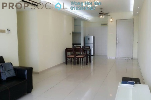 For Rent Condominium at Midfields, Sungai Besi Freehold Fully Furnished 3R/2B 1.9k