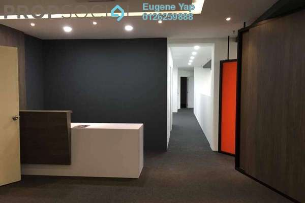 For Rent Office at Solaris Mont Kiara, Mont Kiara Freehold Semi Furnished 0R/0B 5.8k