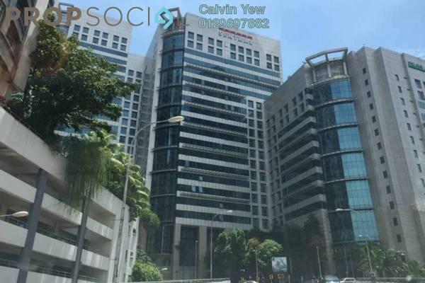 For Rent Office at Plaza Sentral, KL Sentral Freehold Unfurnished 0R/0B 5k