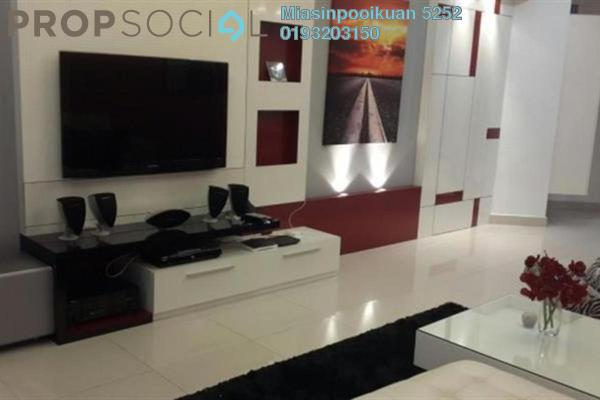 For Rent Condominium at Villa Wangsamas, Wangsa Maju Freehold Fully Furnished 3R/2B 2.2k
