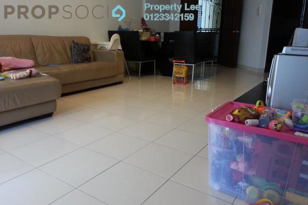 For Sale Condominium at Villa Wangsamas, Wangsa Maju Freehold Semi Furnished 3R/3B 500k