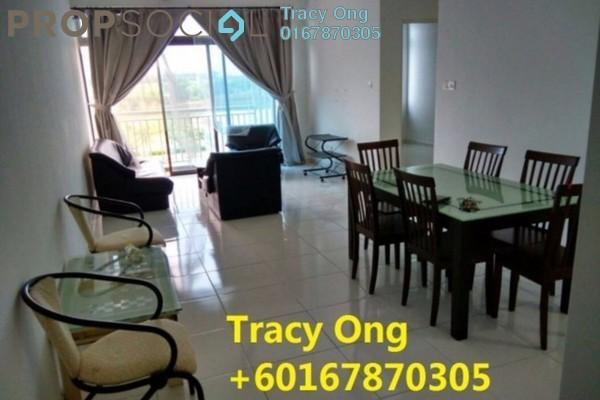 For Rent Serviced Residence at Sky Suites @ Meldrum Hills, Johor Bahru Freehold Fully Furnished 4R/3B 1.5k