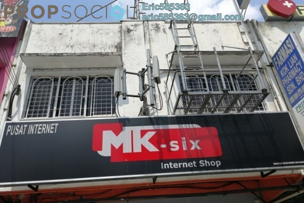 For Rent Shop at Taman Kok Lian, Jalan Ipoh Freehold Unfurnished 2R/1B 5k