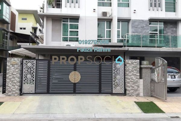 For Sale Semi-Detached at BRP 7, Bukit Rahman Putra Freehold Unfurnished 5R/3B 1.1m
