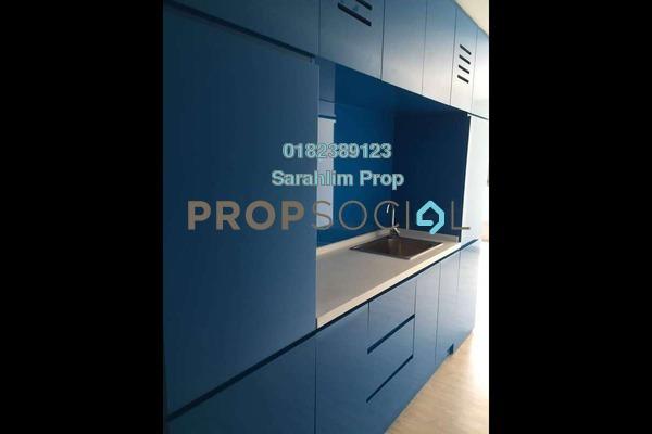 For Rent Condominium at Empire City, Damansara Perdana Freehold Fully Furnished 1R/1B 1.2k