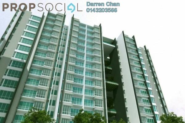 For Sale Condominium at Green Park, Seri Kembangan Freehold Unfurnished 3R/2B 430k