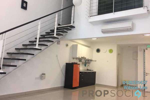 For Sale Condominium at The Scott Soho, Old Klang Road Freehold Fully Furnished 1R/2B 440k
